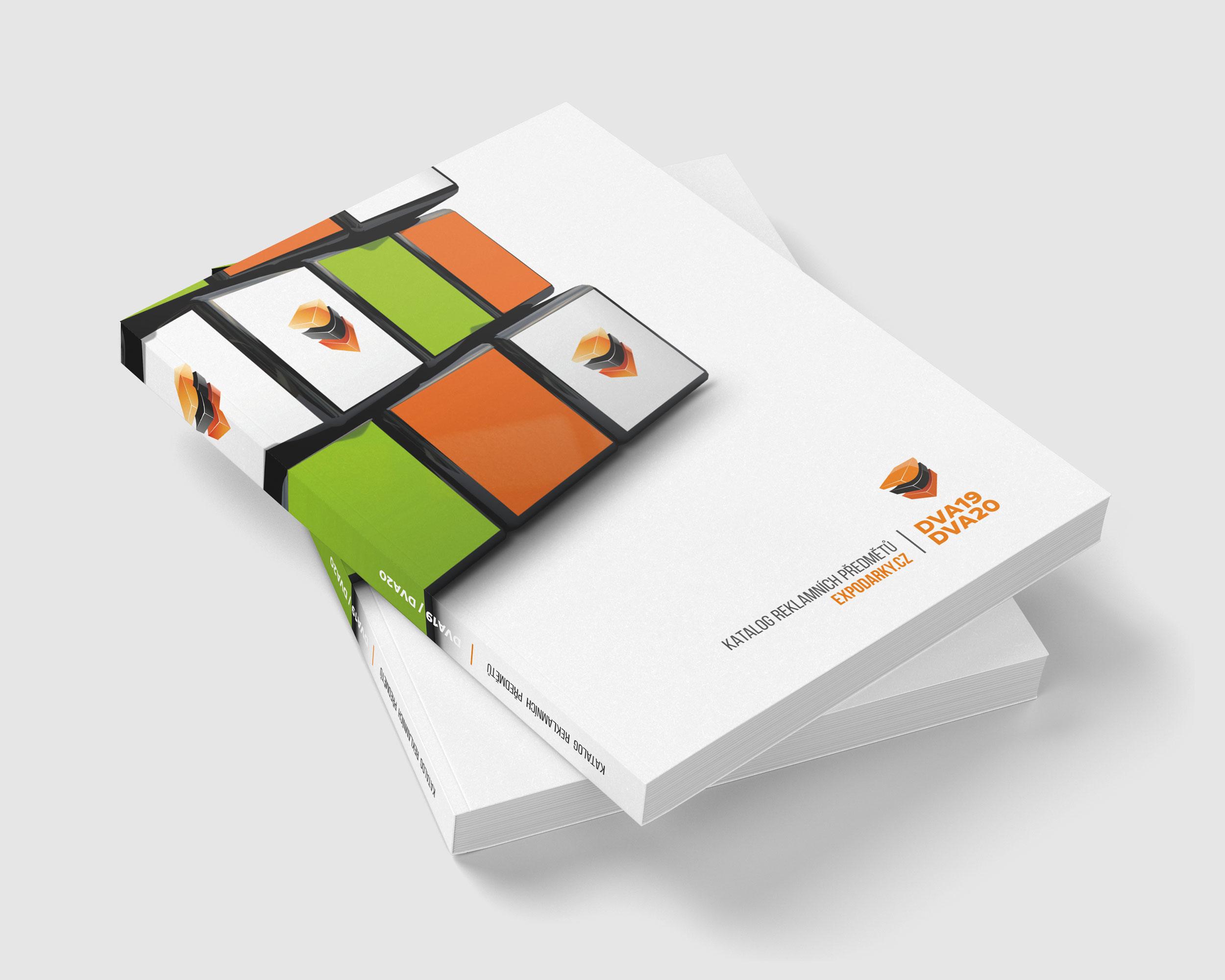 Katalog reklamní dárky DVA19/DVA20
